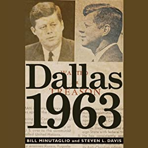 Dallas 1963 Audiobook