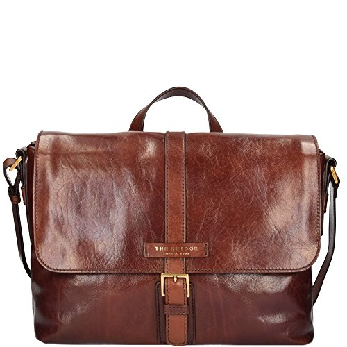 the-bridge-marcopolo-viaggio-borsa-a-tracolla-messenger-pelle-37-cm-marrone