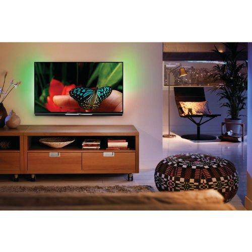 fernseher g nstig kaufen philips 47pfl6007k 12 119 cm 47. Black Bedroom Furniture Sets. Home Design Ideas