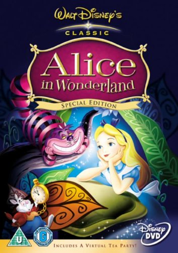 Alice In Wonderland (Special Edition) [DVD]