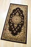 ORC Rugs 1635 1.5 x 0.8 m Classique Rugs, Brown
