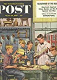 img - for The Saturday Evening Post. Mar. 19, 1955 book / textbook / text book