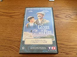 LA GLOIRE DE MON PERE yves robert VHS