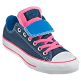 Converse Chuck Taylor All Star Double Tongue Shoes - Insignia Blue