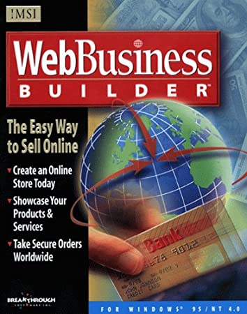 IMSI WebBusiness Builder