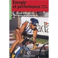 Energie et performance physique et sportive