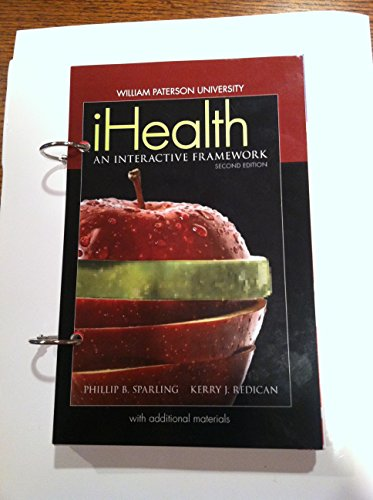 ihealth an interactive framework chapter 1 Chapter 02 choose a healthy ihealth an interactive framework 3rd edition sparling test bank.