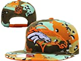 NFL Denver Broncos Desert Storm Camo Snapback at Amazon.com