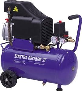 elektra beckum classic 250 kompressor baumarkt. Black Bedroom Furniture Sets. Home Design Ideas
