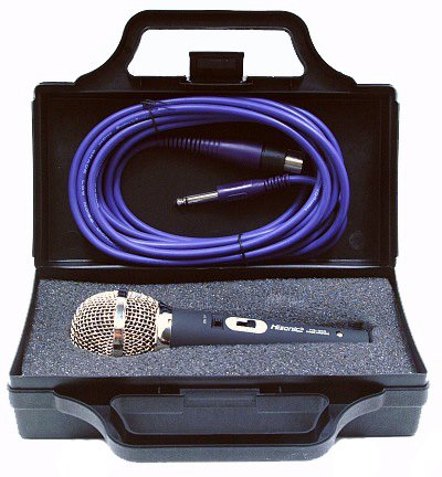 Hisonic Hs800 Uni-Directional Hi-Fidelity All-Purpose Dynamic Microphone