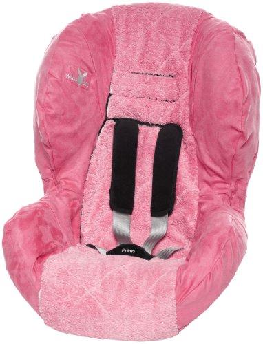 Wallaboo Schonbezug Autositz 1+ pink
