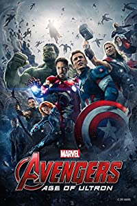 Marvel's Avengers: Age of Ultron 2-Disc BD Combo Pack (3D BD+BD+Digital HD) [Blu-ray] by Walt Disney Studios