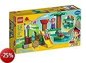 LEGO Duplo Jake 10513 - Il Nascondiglio dell