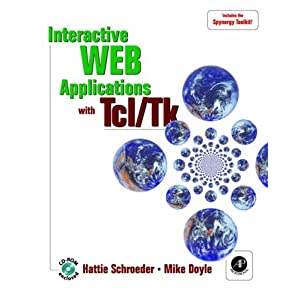 Interactive Web Applications with Tcl/Tk