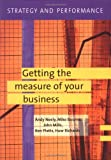 img - for Strategy and Performance: Getting the Measure of Your Business (v. 3) book / textbook / text book