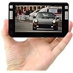 サンコー YouTube対応4.3インチ液晶搭載4GBマルチメディアプレーヤー AV BANK ATLMP44G<32455>