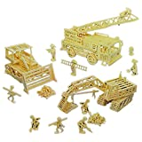 Matchstick 3 In 1 Construction Kit