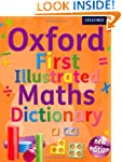 Oxford First Illustrated Maths Dictio...