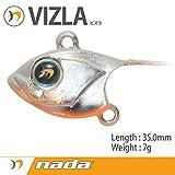 nada(ナダ) VIZLA 7g グローバックオレンジ 33588