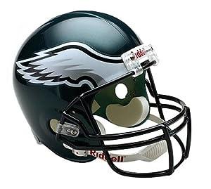 Riddell Philadelphia Eagles Deluxe Replica Football Helmet by Riddell