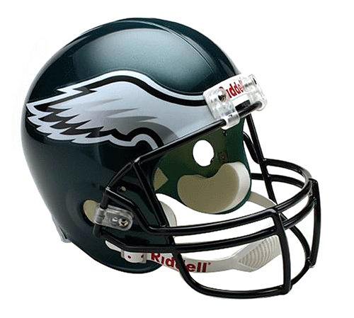 Philadelphia Eagles Replica Full Size Helmet
