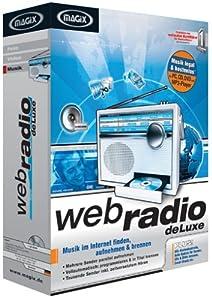 MAGIX webradio deLuxe