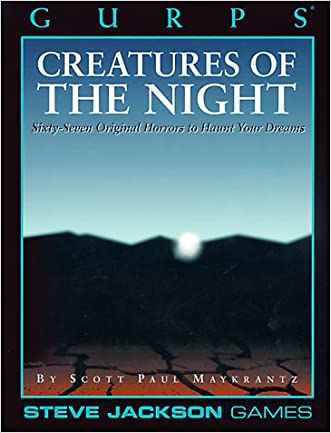 Gurps: Creatures of the Night