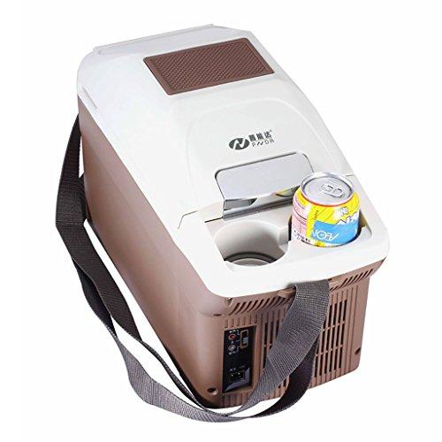 BL Car Réfrigérateur 9L Hot And Cold Mini Portable Réfrigérateur double plug voiture / Accueil