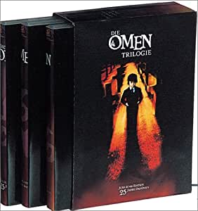 """Omen Trilogy """"Special Edition"""" [3 DVDs]"""