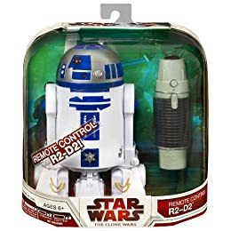 Star Wars: The Clone Wars R2-D2 - Remote Control Products and Promotions