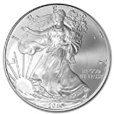 2010 American Silver Eagle .999 Fine Silver Dollar Uncirculated US Mint with Our Certificate of Authenticity