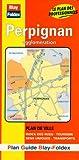 echange, troc Plans Blay Foldex - Plan de ville : Perpignan (avec un index)
