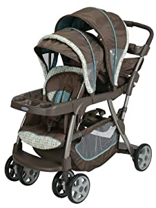 Graco Ready2Grow Classic Connect LX Stroller, Oasis