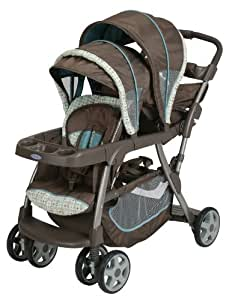 Graco Ready2Grow Classic Connect LX Stroller, Oasis (Discontinued by Manufacturer)