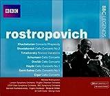 Rostropovich (Various/ 3 Cd Box Set) London Symphony Orchestra