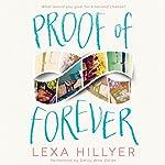 Proof of Forever | Lexa Hillyer