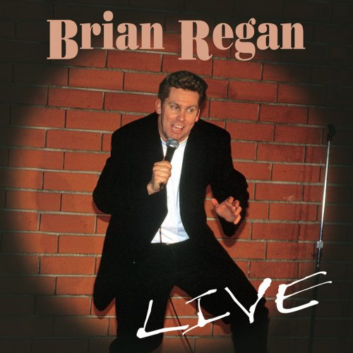 Brian Regan Brian Regan Live (Album Cover)