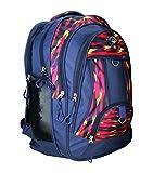 #6: Apnav Polyester 30 Ltrs Navy Blue School Bag