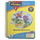 Leap Frog Phonics Book , Alphabet Adventures