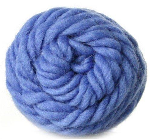 Brown Sheep Lamb's Pride Yarn - Brite Blue M57 - Bulky