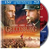 Gettysburg: Director's Cut Limited Edition Blu-ray Book [Blu-ray Book]