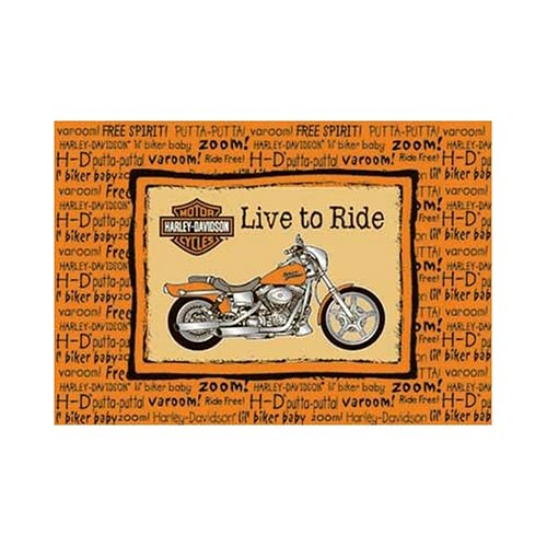 Ravensburger Harley Live to Ride 200 Piece Jigsaw Puzzle