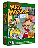 Math Missions with Card Game Kindergarten-2nd Grade