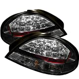 Spyder Auto Pontiac Grand Am Black LED Tail Light