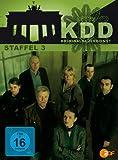 KDD - Kriminaldauerdienst - Staffel 3 (2 Discs) - Manfred Zapatka, Barnaby Metschurat, Götz Schubert