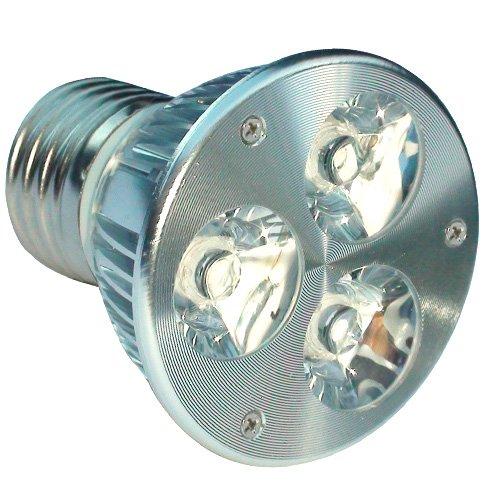 High Power 6W Led Jdr Mr16 E27 Base Flood 45° Warm White Lamp