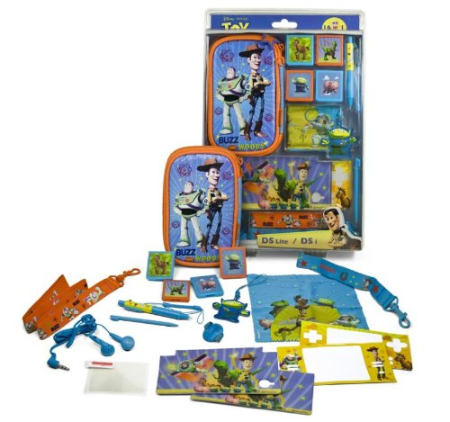 Toy Story Accessory Kit (DSi, DS Lite)