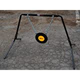 """Viking Solutions Complete AR500 10"""" Gong Target System"""