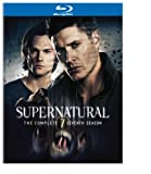 Supernatural: The Complete Seventh Season [Blu-ray] [Import]