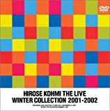 THE LIVE WINTER COLLECTION 2001-2002